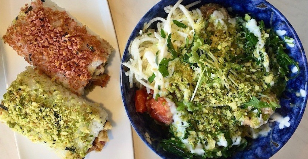 Poké bowls and stuffed Spam rolls: Check out Kitsilano's newest eatery
