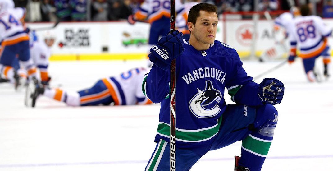 3 Candidates To Succeed Henrik Sedin As Next Canucks Captain Offside