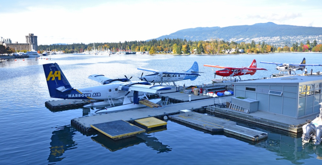 Seaplane flights between Vancouver and Seattle to start this spring