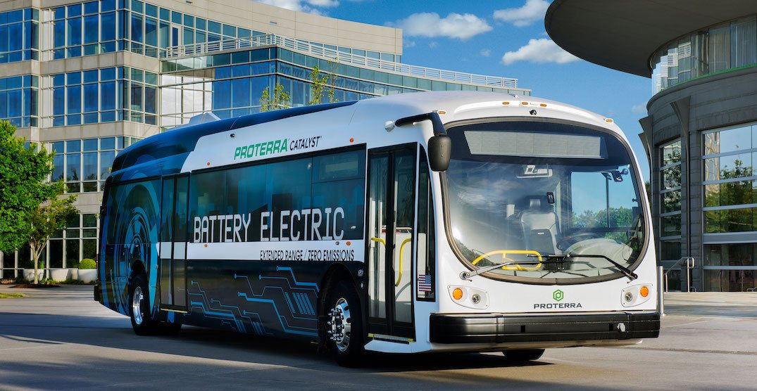 The TTC is getting its first demo electric buses this month