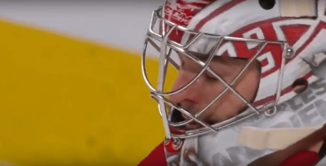 Carey Price got emotional during standing ovation from Habs fans (VIDEO)