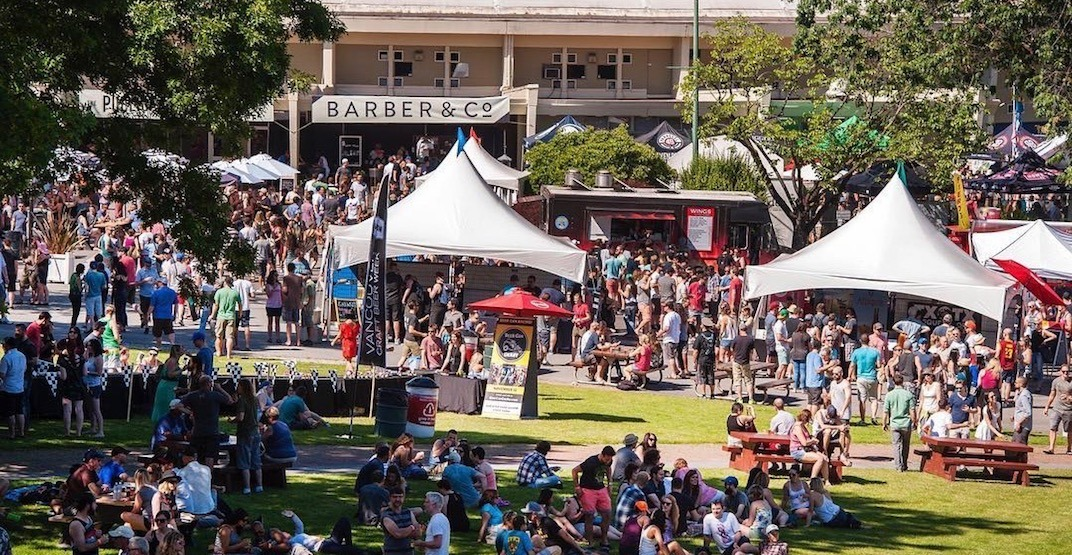 Try 300+ beers and ciders at Vancouver Craft Beer Week Festival 2018