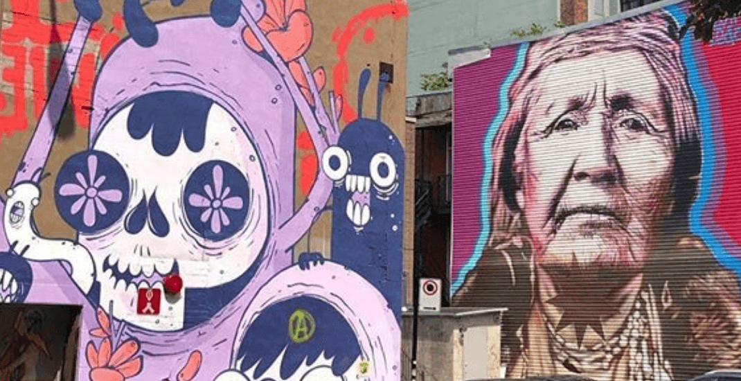 City of Montreal providing nearly $300,000 in funding for 17 new murals