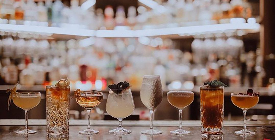 A week-long cocktail festival is coming to Montreal next month