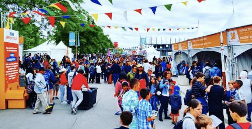 Old Port tech festival