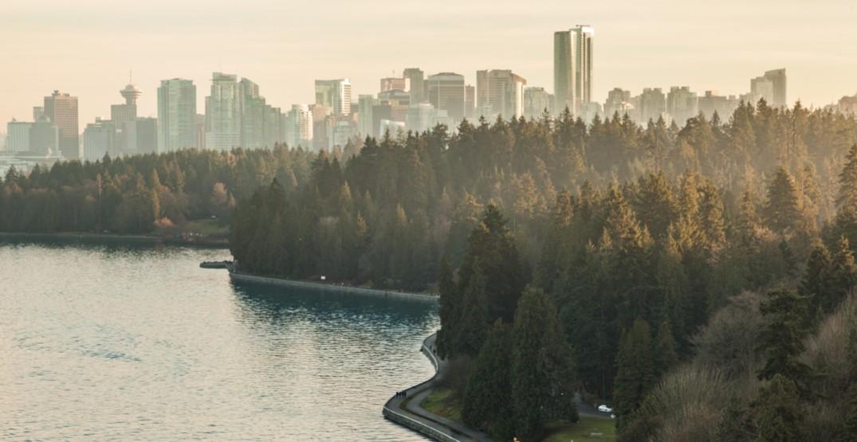 Vancouuver skyline