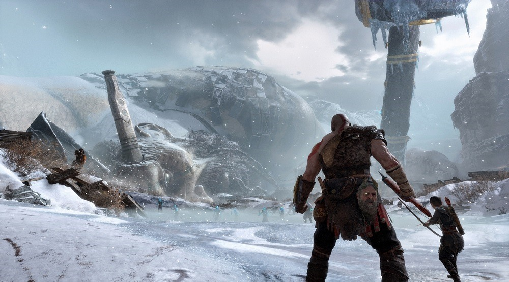 God of war header