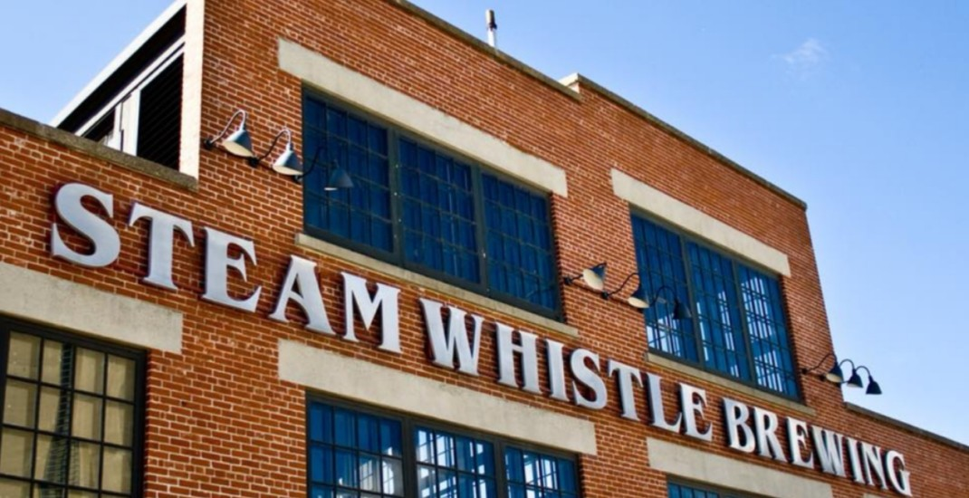 New Steam Whistle brewery to create 100 new jobs in Toronto