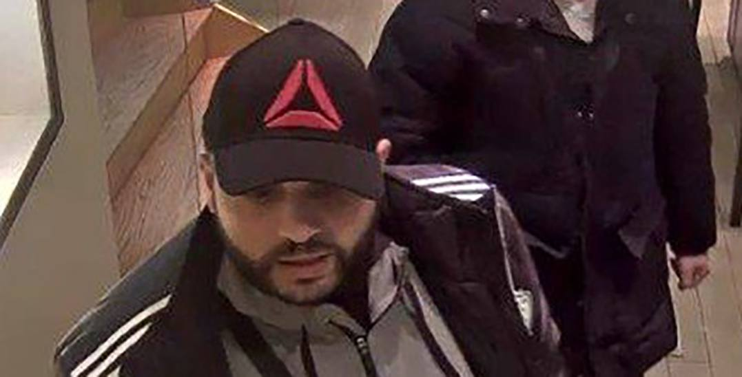 Montreal police attempting to identify two thieves who stole a $60,000 watch