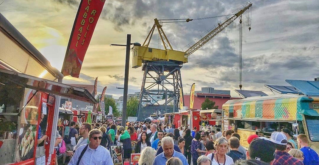 North Vancouver's Shipyards Night Market returns May 1