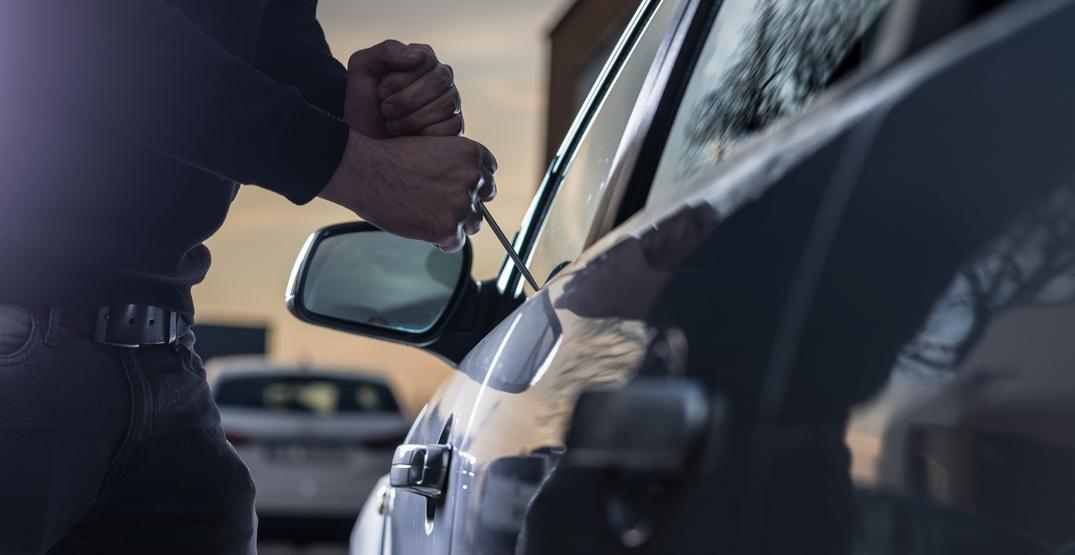 Surrey RCMP arrest one of the top 10 most wanted car thieves
