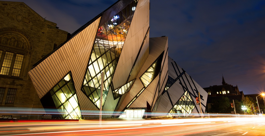 The ROM is hosting epic parties every weekend this month