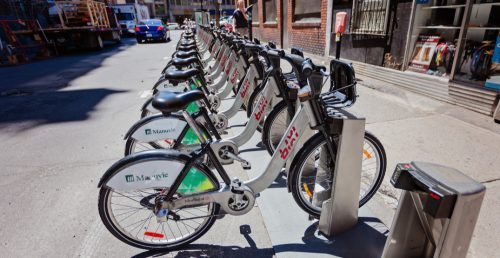 Bixi sharing program