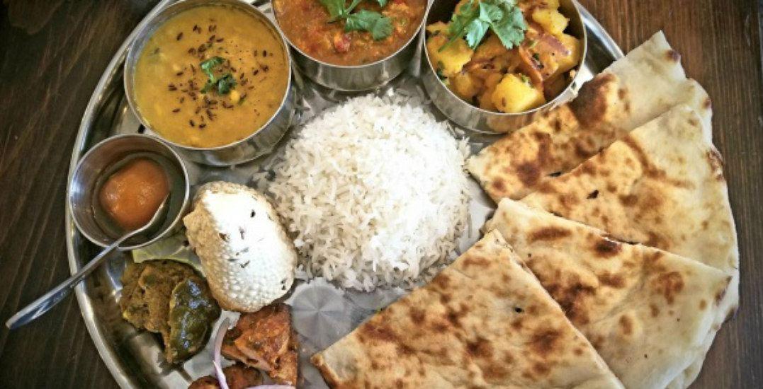 Indian Food King Street Toronto