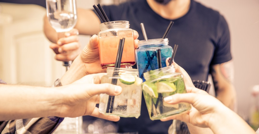Drink your way through Gastown at this group cocktail crawl