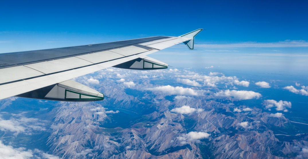 Right now is the cheapest time to fly within Canada