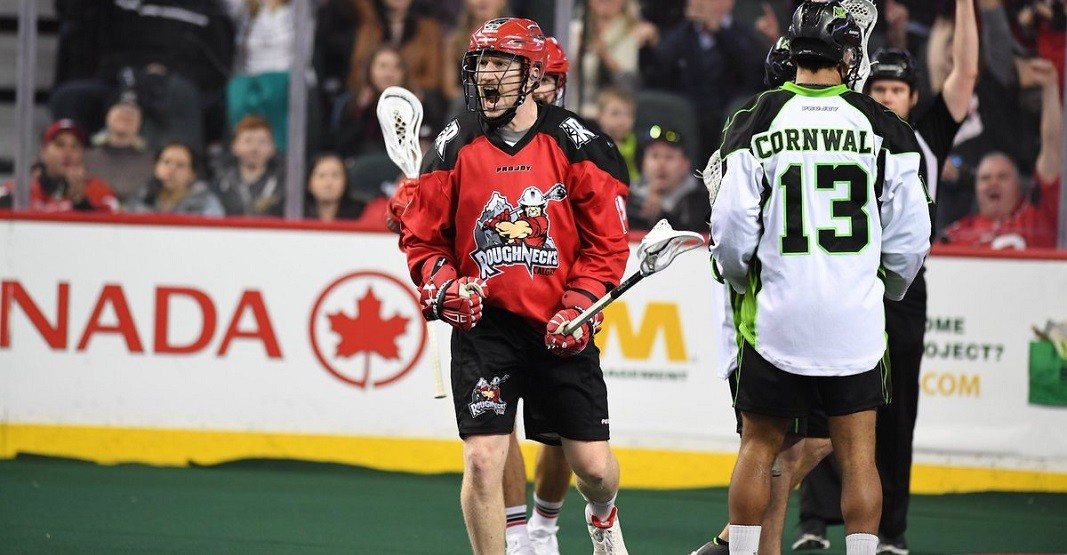 Roughnecks' Dickson among the greatest goal scorers in lacrosse history