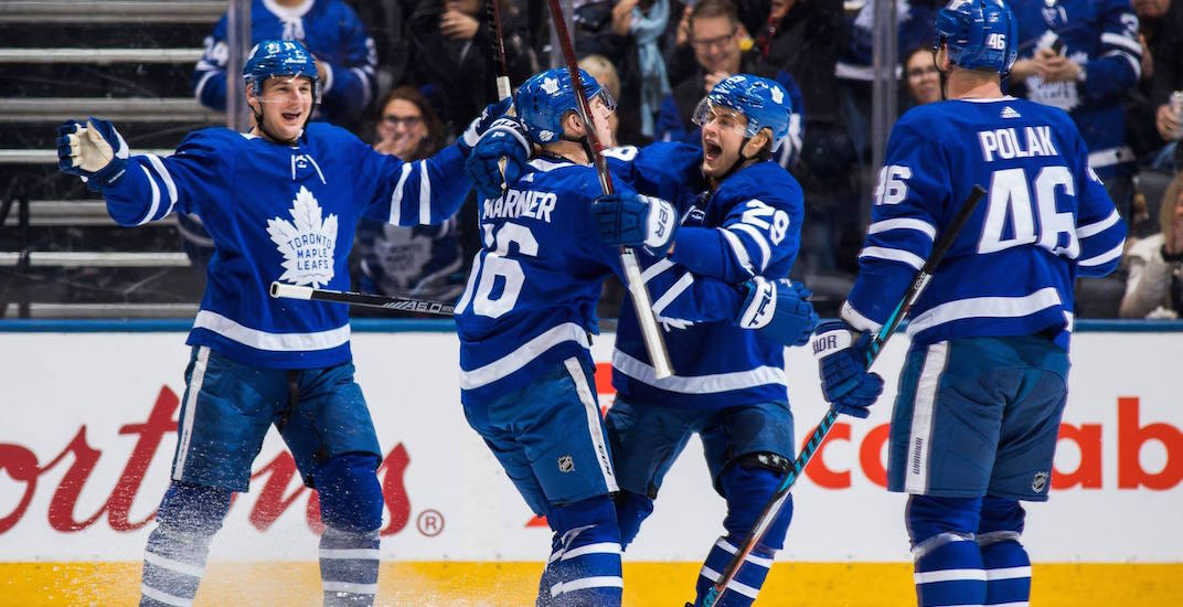 Maple Leafs open playoffs against Boston Bruins this week