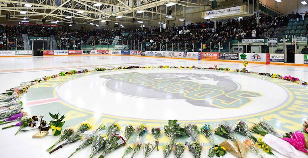 Humboldt Broncos GoFundMe campaign raises nearly $5M in first 48 hours