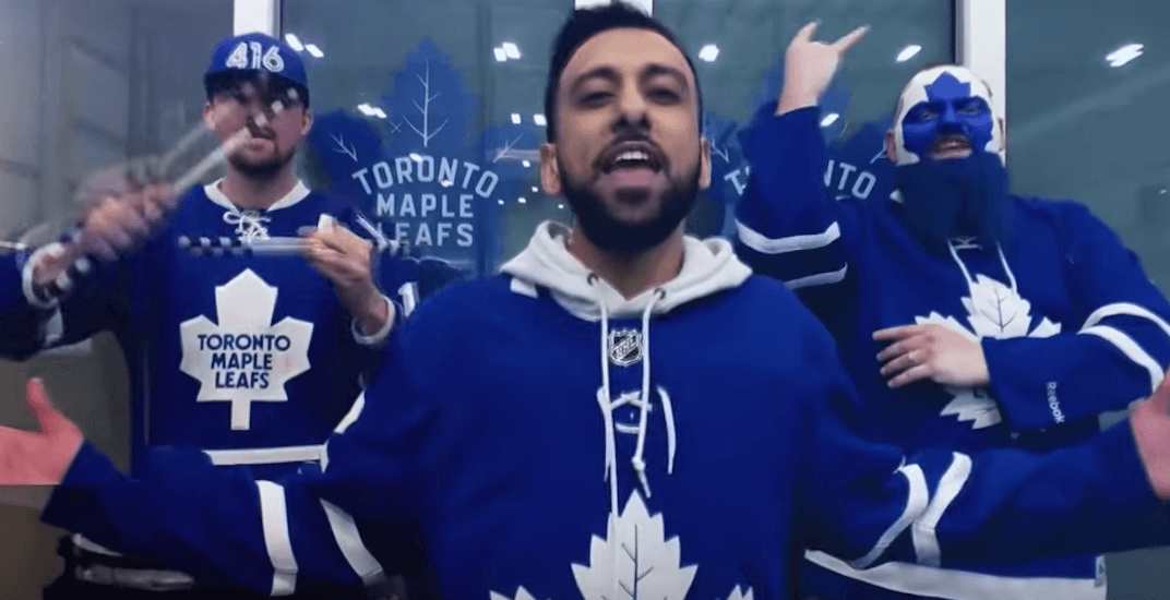 Leafs playoffs song 2018