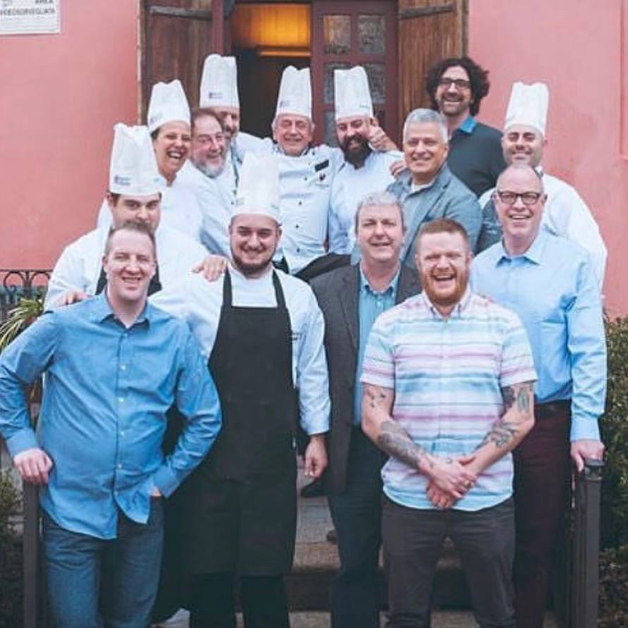 italy canada chefs