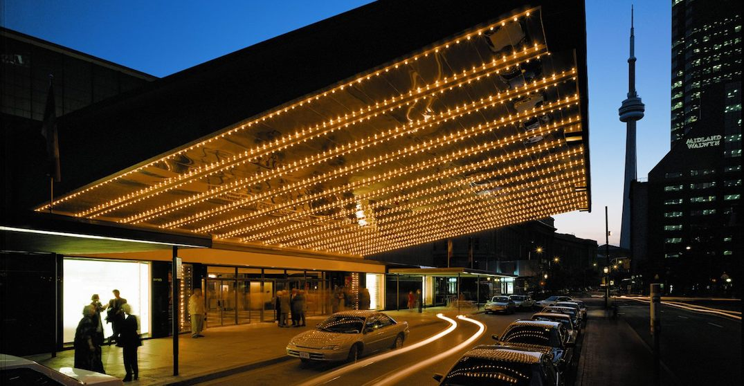 The City wants you to rename Toronto's Civic Theatres
