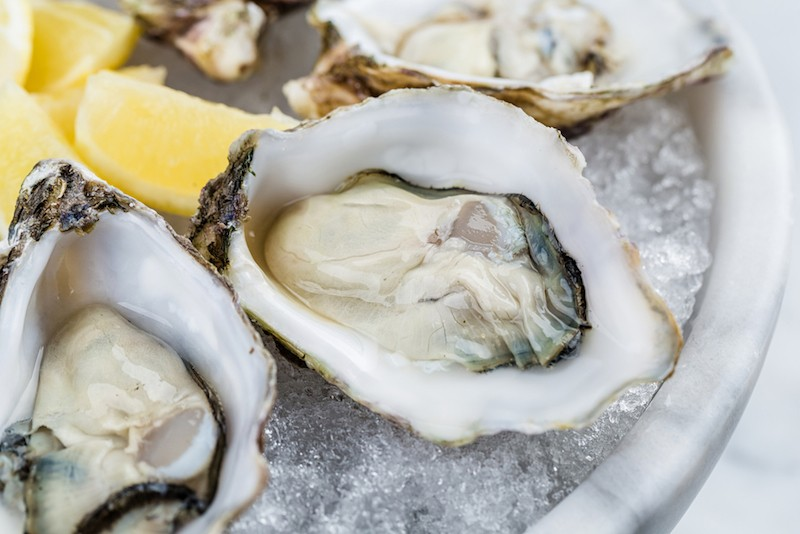 Norovirus local Oysters BC