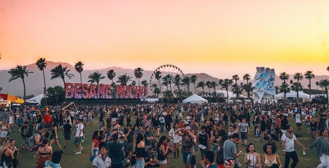 Canadians can watch Coachella live on YouTube next week