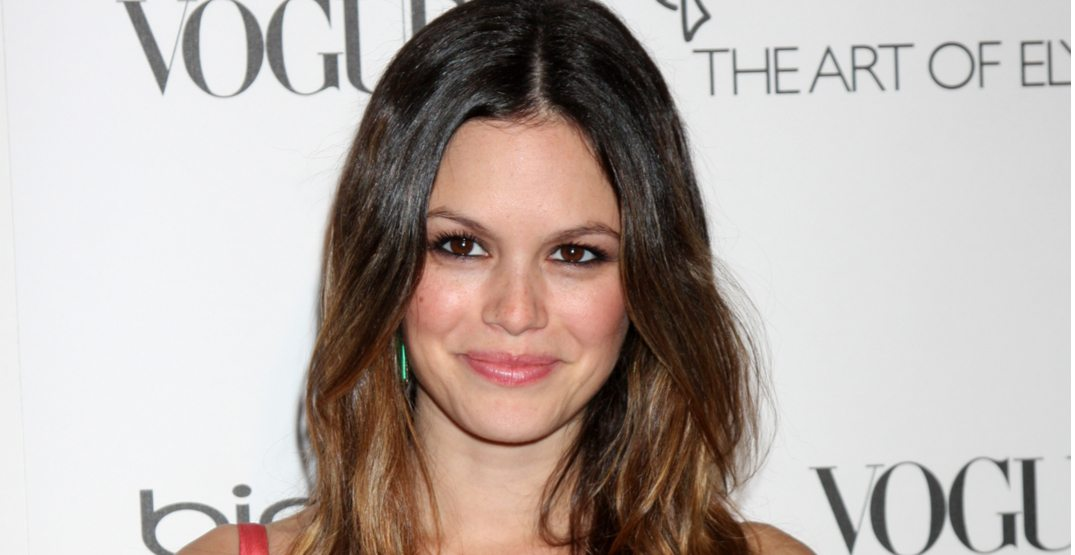 Rachel Bilson spotted eating treats from local Vancouver pie shop