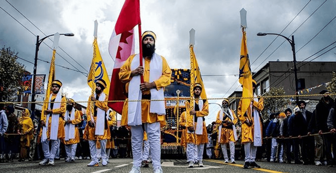 Thousands expected to attend this weekend's Vancouver Vaisakhi parade
