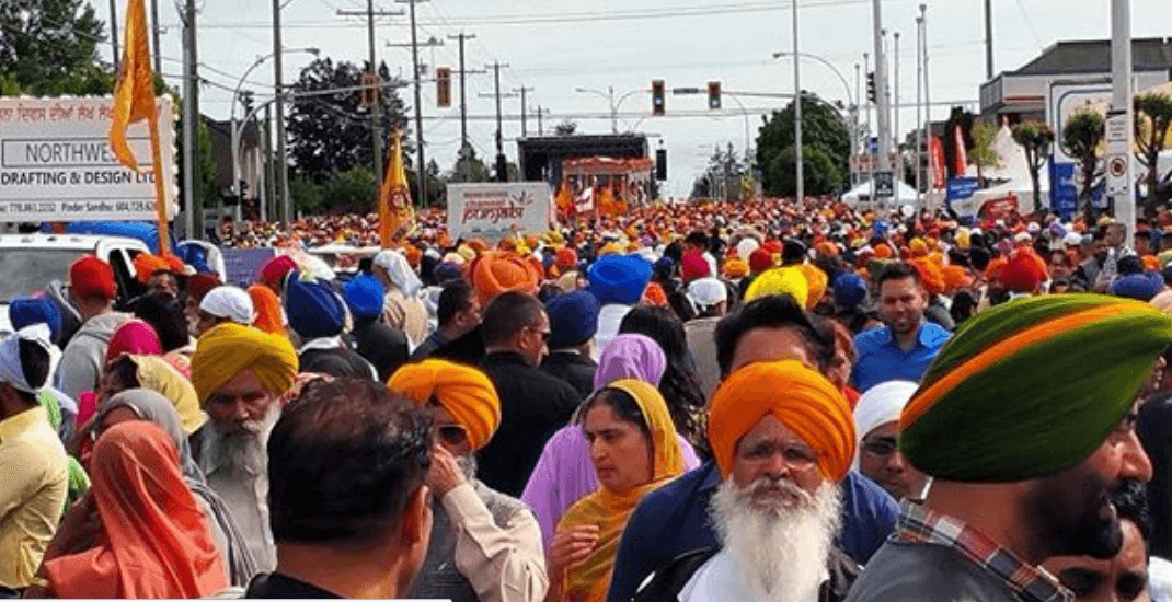 Hundreds of thousands expected to attend Surrey Vaisakhi Parade 2018