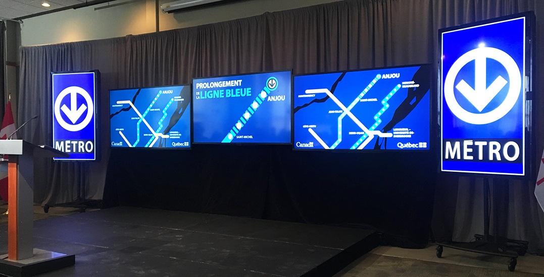 Blue line project