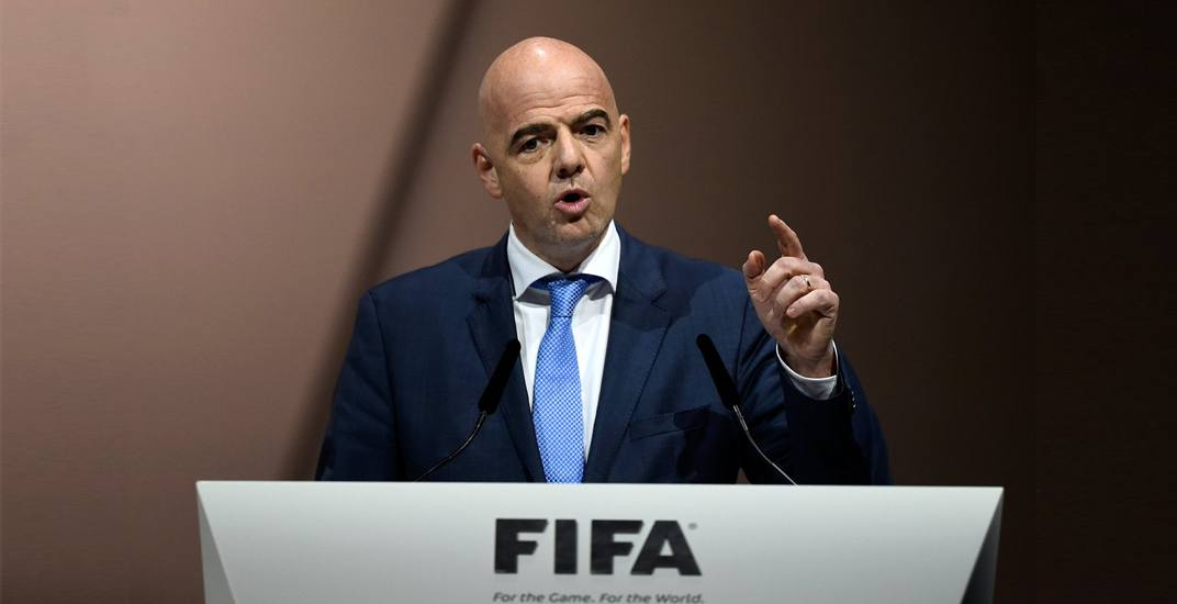 FIFA officials will visit Toronto this week to evaluate for World Cup