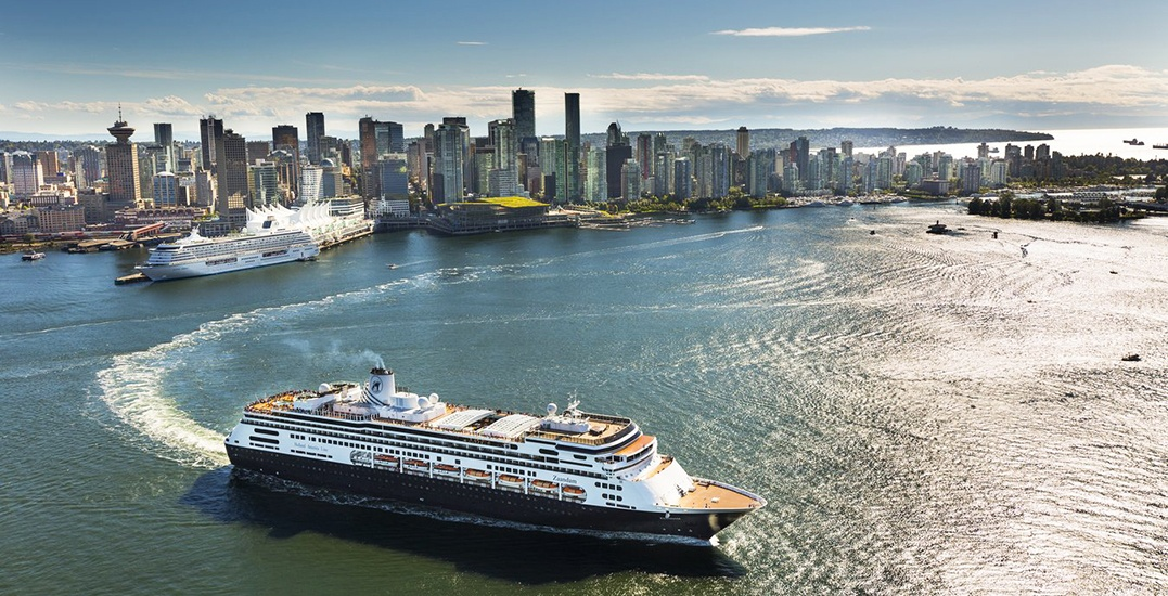 Vancouver's 2018 cruise season to bring close to 900,000 visitors