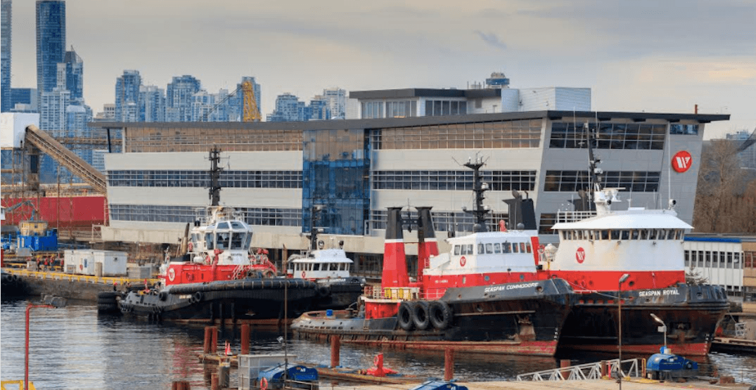 Seaspan Shipyards opens new state-of-the-art office in North Vancouver