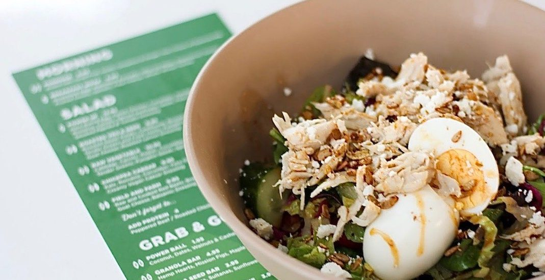 Metro Vancouver's newest healthy eatery is opening its doors this week