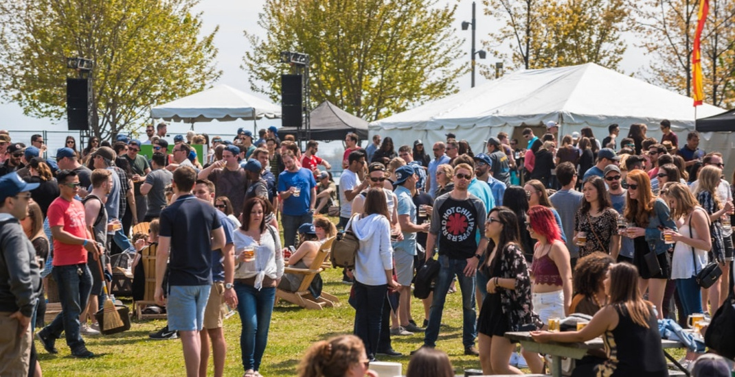 Spring Beerfest TO coming for the May long weekend