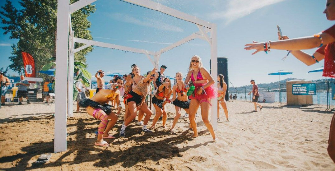 Enter to win 3-day passes for Center of Gravity (Canada's hottest beach festival)