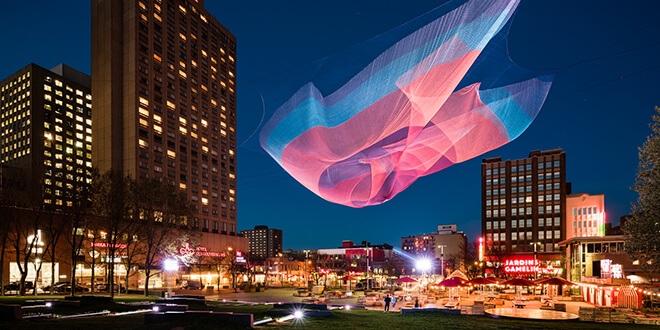 art installation montreal