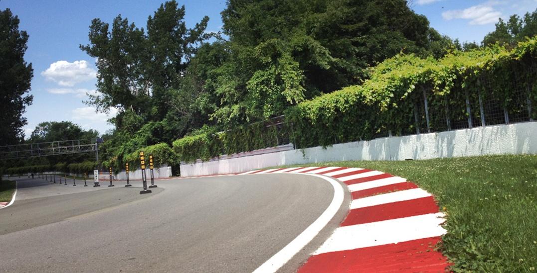 Parc Jean-Drapeau announces Circuit Gilles-Villeneuve public opening for 2018