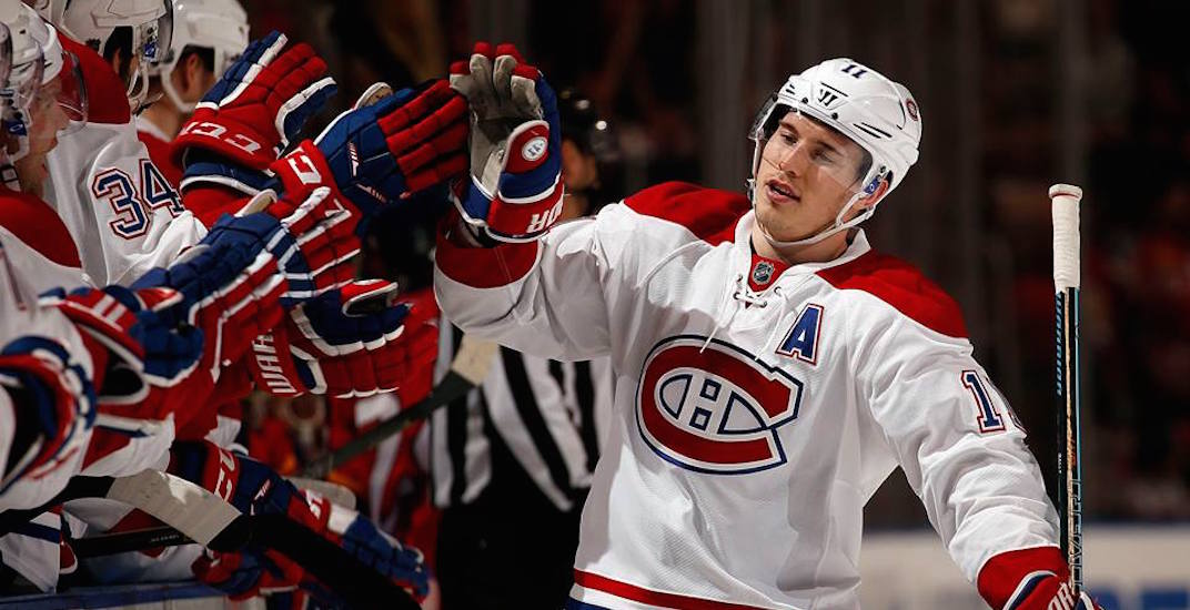 3 candidates to become the next captain of the Montreal Canadiens