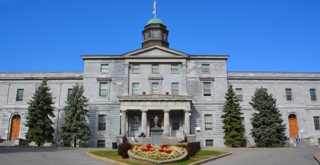 McGill ranked third best Canadian school in World Reputation Rankings