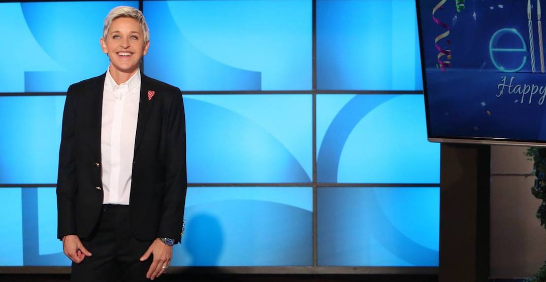 Win tickets to see Ellen at this Heads Up! tournament in Calgary