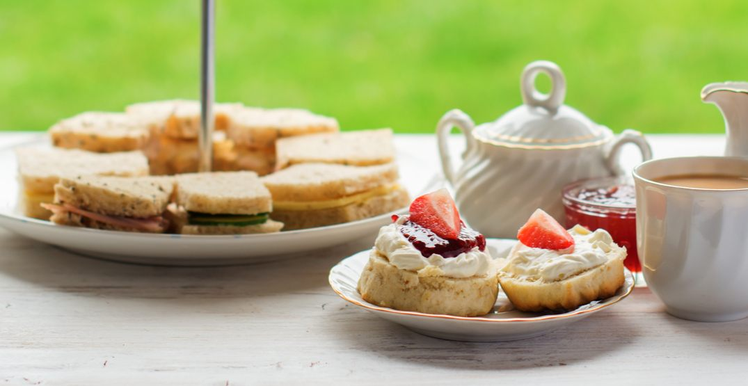 There's a new ultra-British tea party happening in Vancouver (PHOTOS)