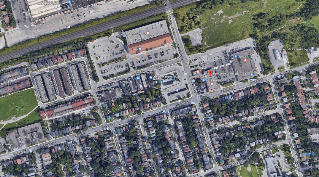This is where Toronto's first Ontario Cannabis Store will be