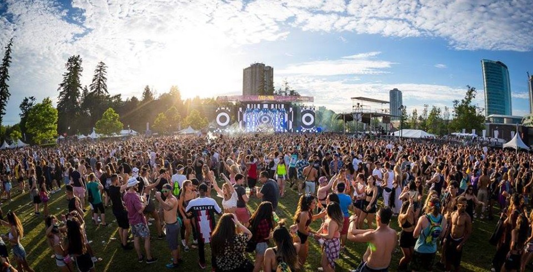 Complete lineup for FVDED in the Park 2018 announced