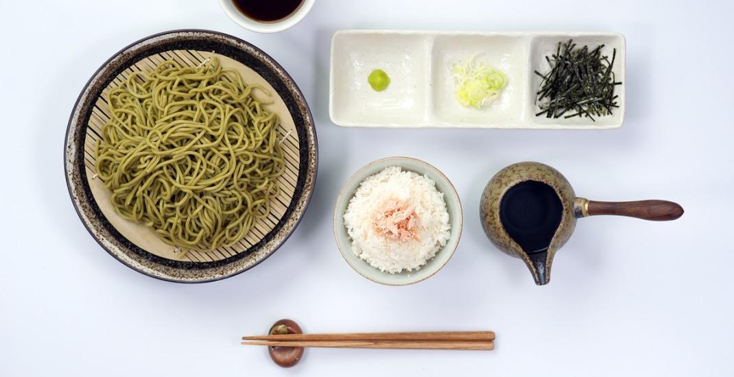 Toronto's newest Tsujiri location will serve matcha soba noodles and soufflé pancakes