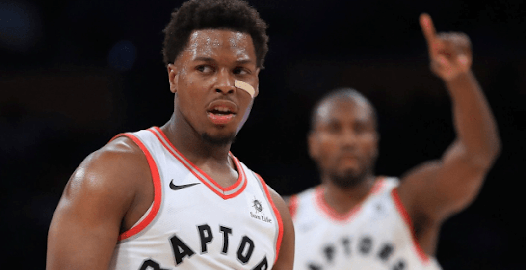 The Raptors are getting the Christmas Day snub from the NBA