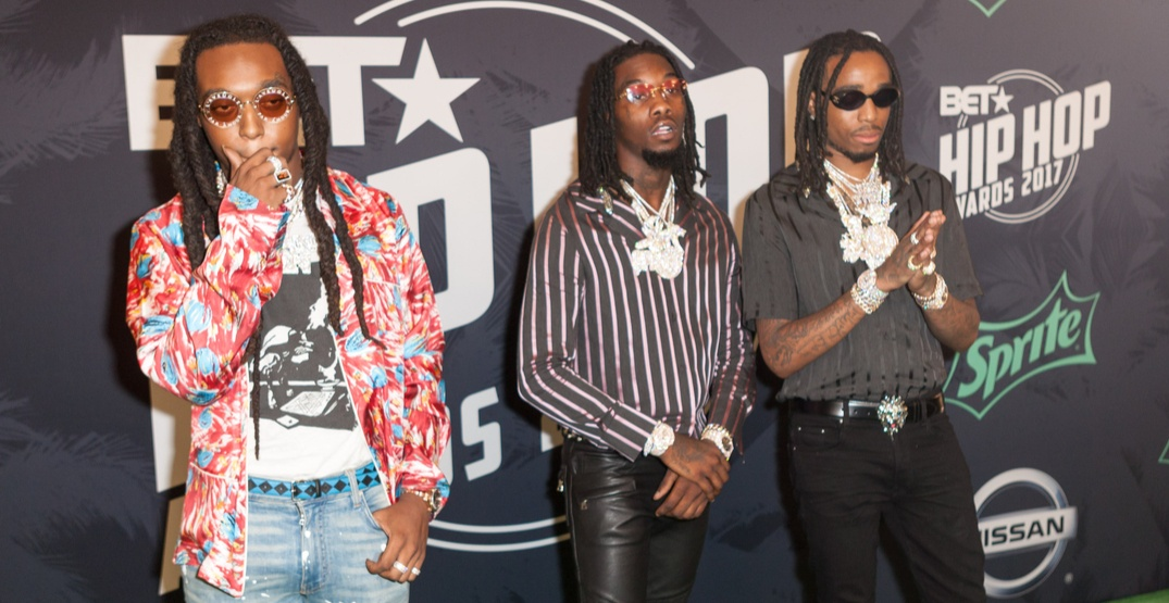 Migos to perform at one of Montreal's largest outdoor venues this summer