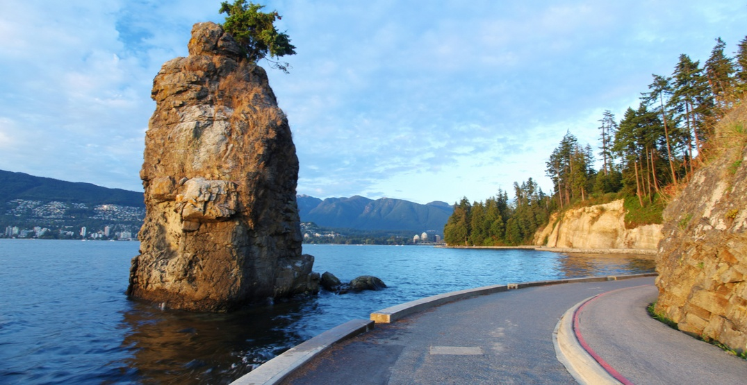 Stanley Park Seawall closing due to maintenance starting this week